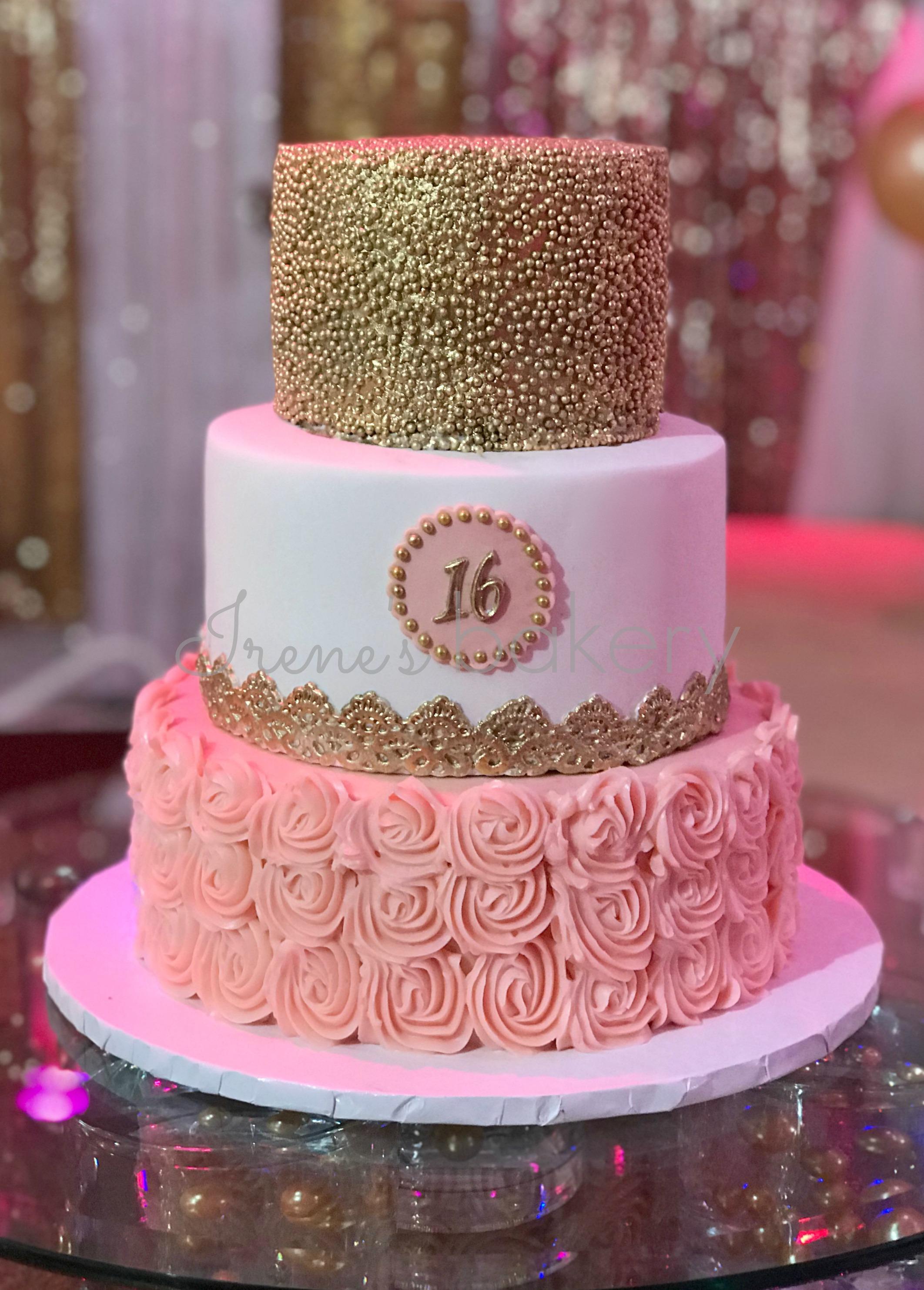 Sweet16 Irenes Bakery