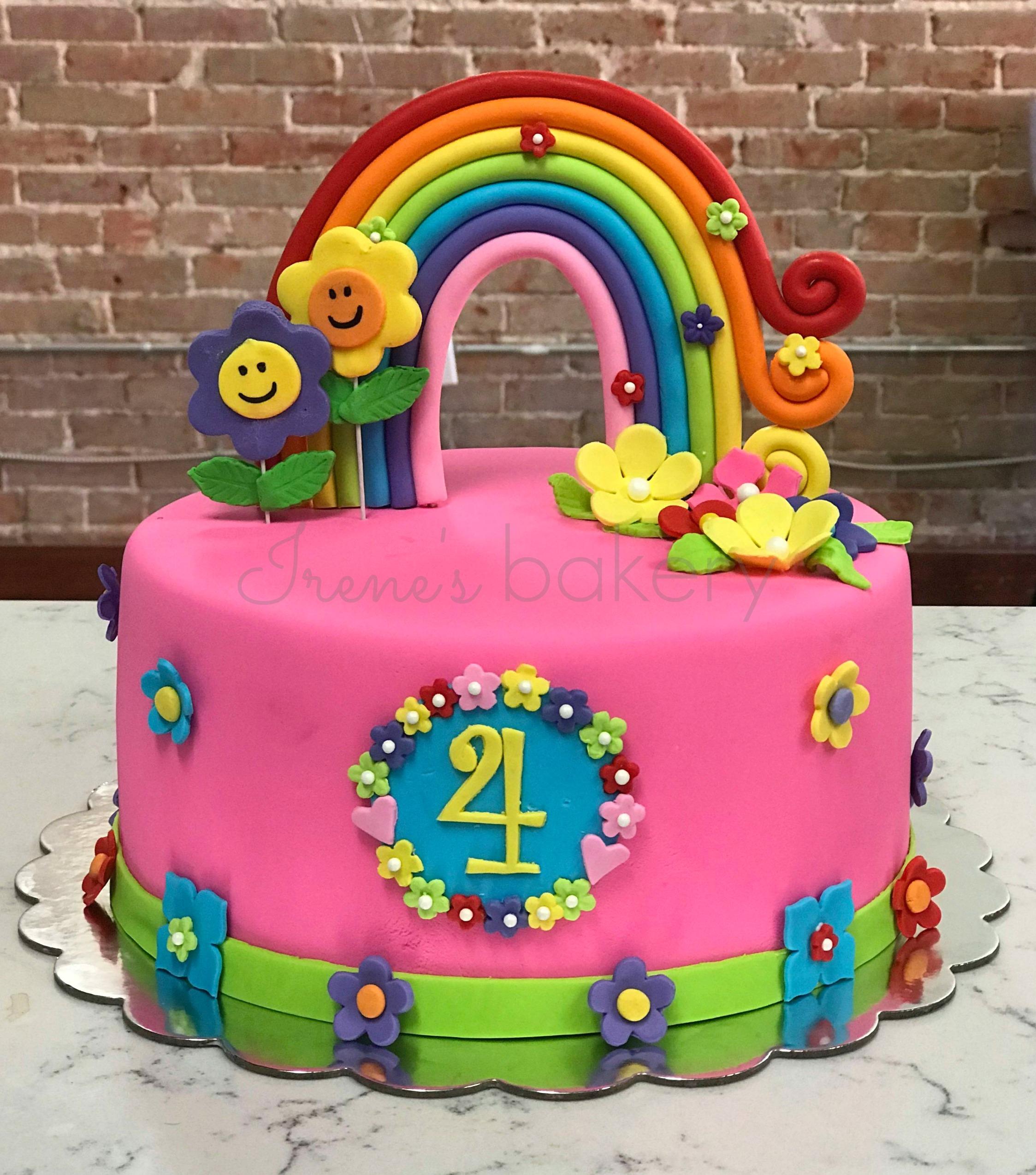 Irene S Cake