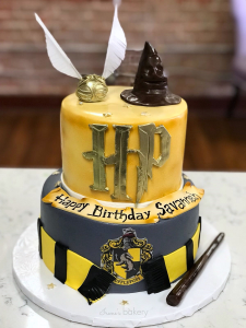 Harry Potter S Hufflepuff Irenes Bakery